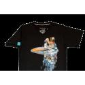 Koszulka żeglarska - motorowodna Power Boats BLACK