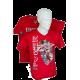 Koszulka żeglarska motorowodna Power Boats RED